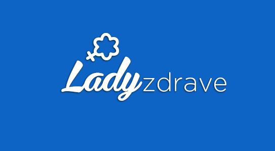 Pixel House Portfolio client Lady zdrave Brand Identity
