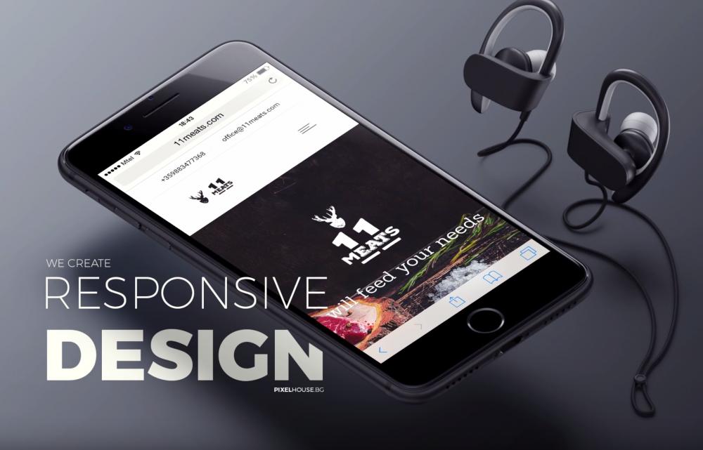 Responsive Web Design Pixel House