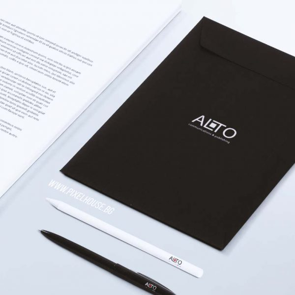Alto - Brand by Pixel House Studio